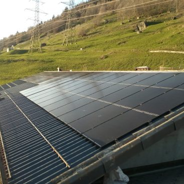 Installateur solaire Valais