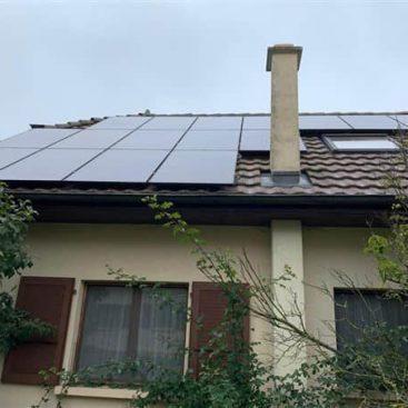 Panneau photovoltaïque Fribourg