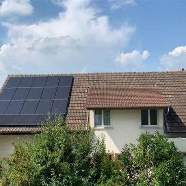 Modules photovoltaïques Vaud