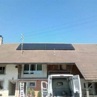 20 panneaux solaire photovoltaiques