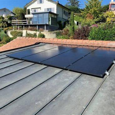 modules solaires Vaud