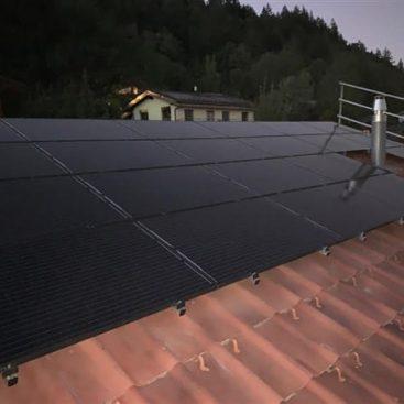 modules photovoltaïques valais