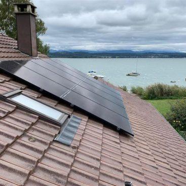 Panneau solaire Fribourg