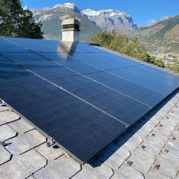 photovoltaïques sur ardoise