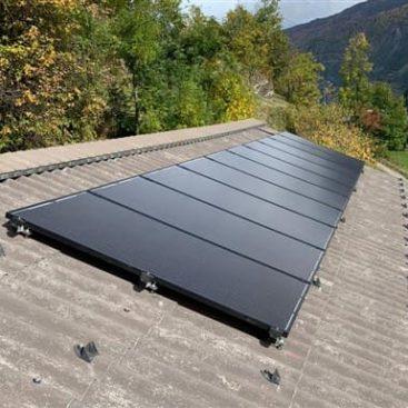 panneaux solaires valais