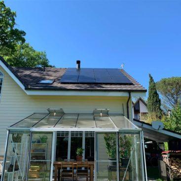 Panneaux solaire Photovoltaïques Genève