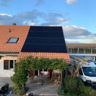 panneaux photovoltaique Fribourg