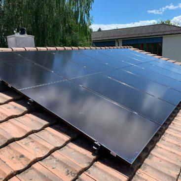 Panneau photovoltaïque Vaud