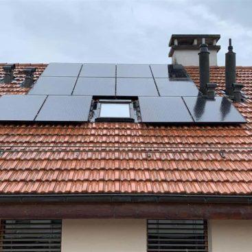 panneaux solaires geneve