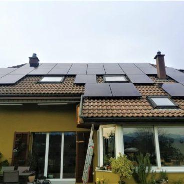 installation photovoltaïque fribourg