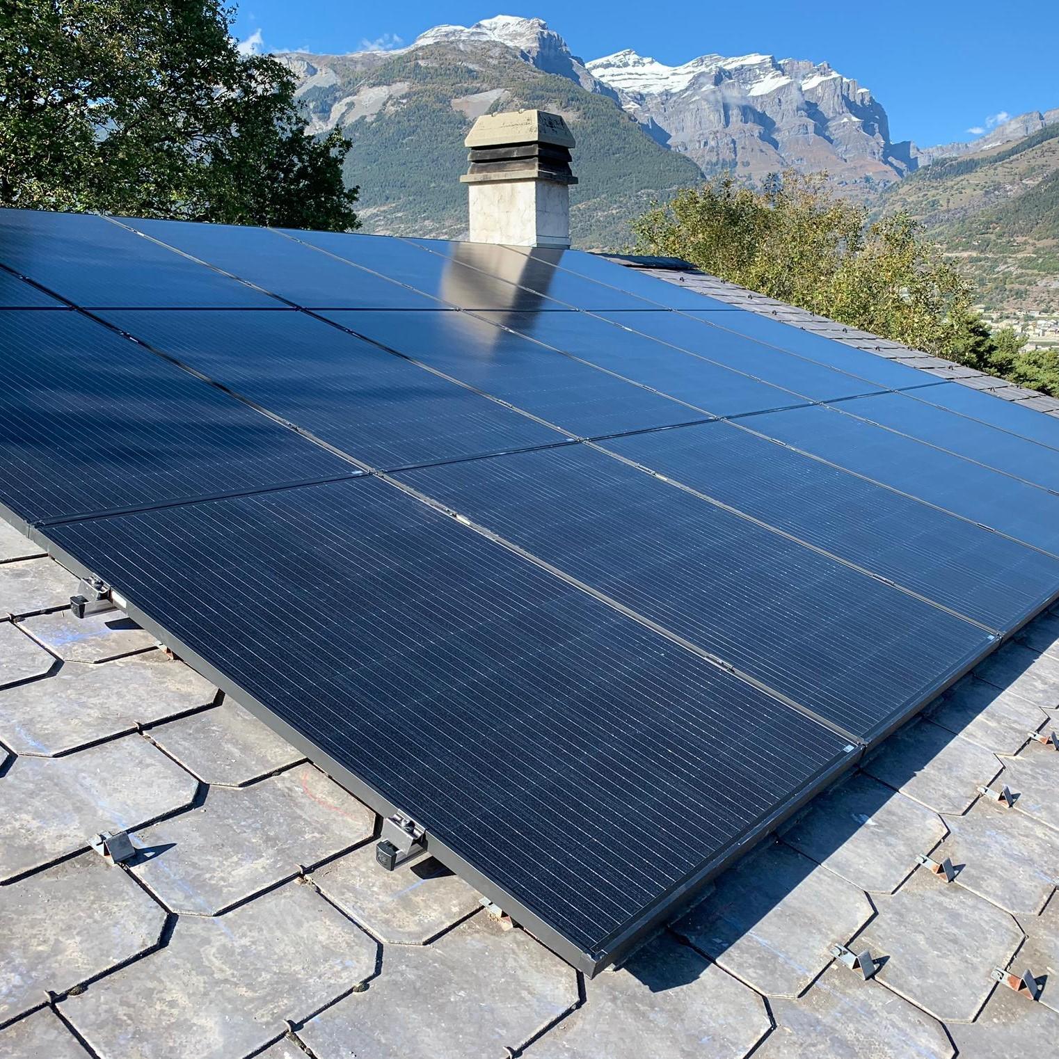 stg energy installation panneau solaire