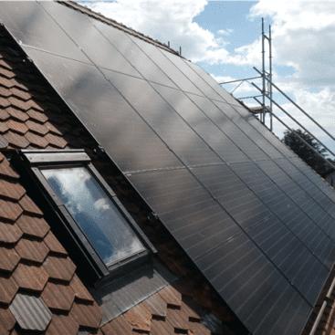 panneaux photovoltaïque STG energy