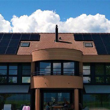 électricité solaire vaud