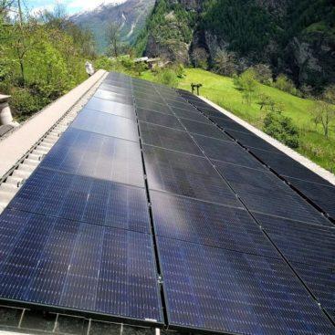 panneau solaire photovoltaïque valais