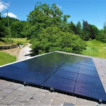 solaire valais