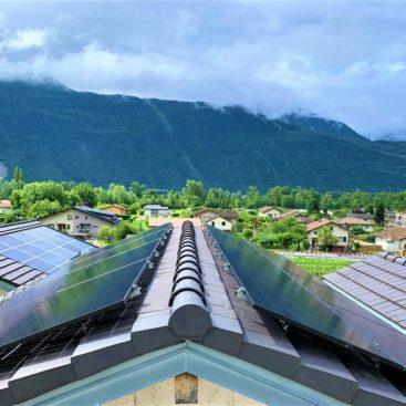 panneau solaire Fully