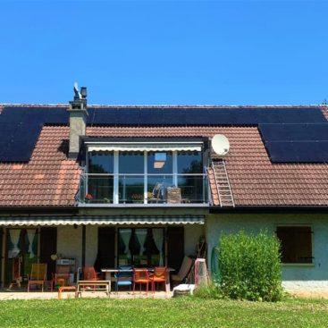 modules solaires