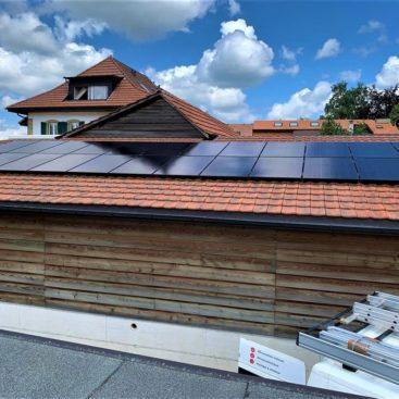 Energie solaire Chatel-St-Denis