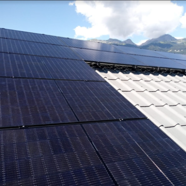 Photovoltaïque Romandie-STG Engery
