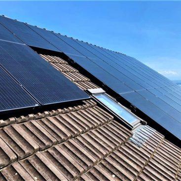 Panneau solaire neuchatel