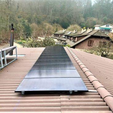 Panneaux solaires Bevaix