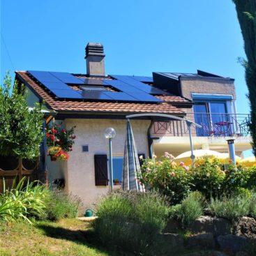 Panneaux solaires Pompalpes