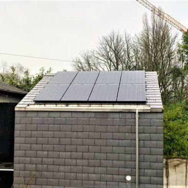 Panneaux solaires Prangin