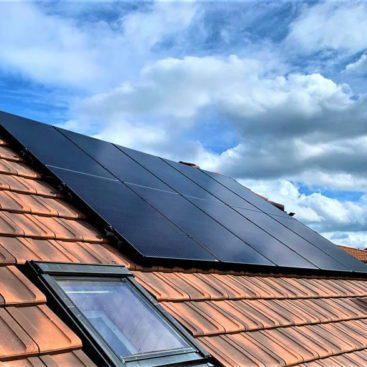 Panneaux solaires gletterens