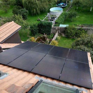 panneaux solaire lignieres
