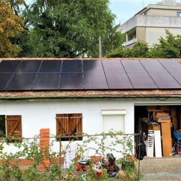 panneaux solaires meyrin