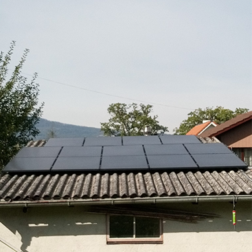 énergie renouvelable STG Energy