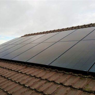 Panneaux solaires Eclepens