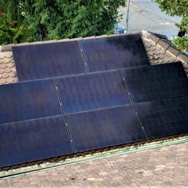 panneaux solaires thonex