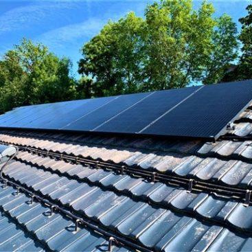 panneaux solaires remaufens